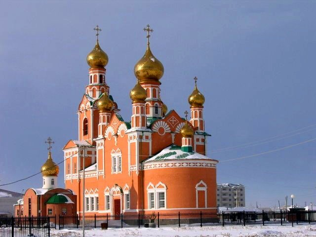 Фотографии города Атырау
