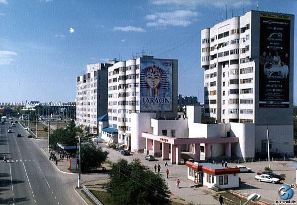 актобе город фото